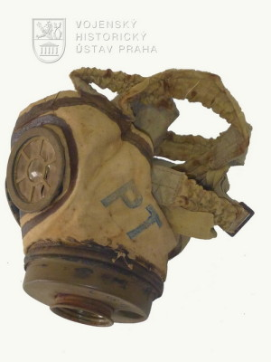 Francouzská ochranná maska ARS