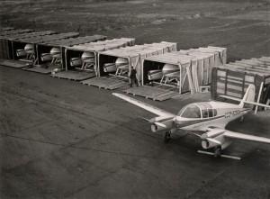 Letouny Aero Ae-45 připravené k exportu do Sovětského svazu
