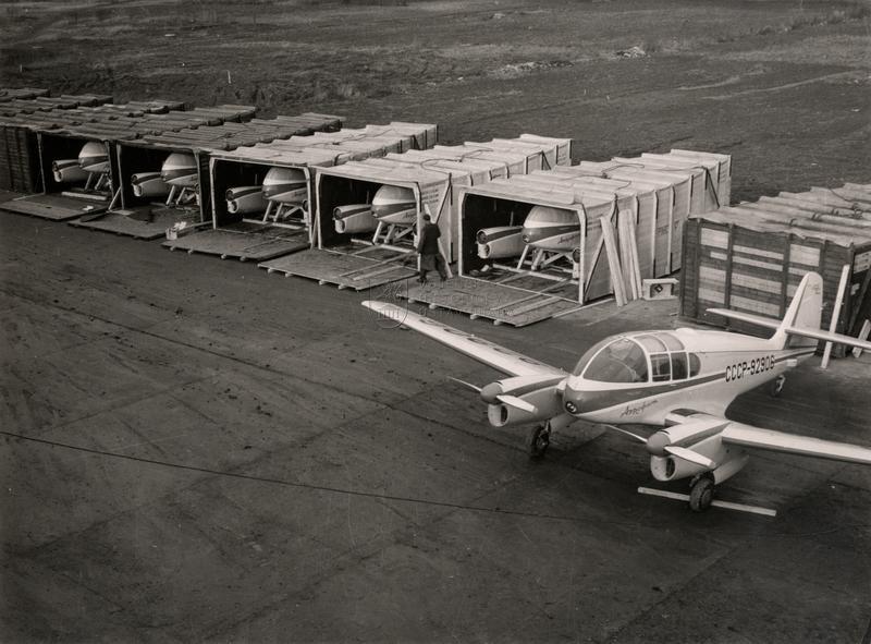 Letadlo Aero Ae-45