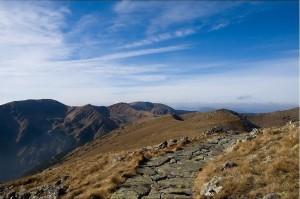 Slovenské hory jsou v létě krásné, ale v zimě představovaly pro průzkumníky tvrdý oříšek.