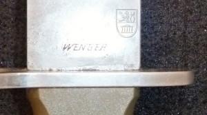 Švýcarský bodák na útočnou pušku Stgw 90