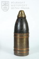 9cm šrapnel do polního kanónu vz. 1875/96