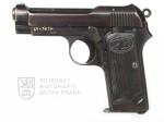 Italská pistole Beretta model 1923