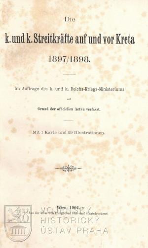 Titulní list knihy