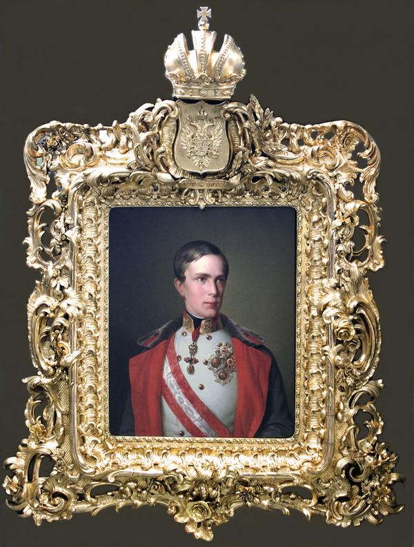 Císař František Josef I. v portrétní malbě