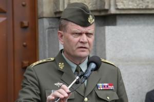 Náčelník GŠ AČR, Armádní generál Josef Bečvář