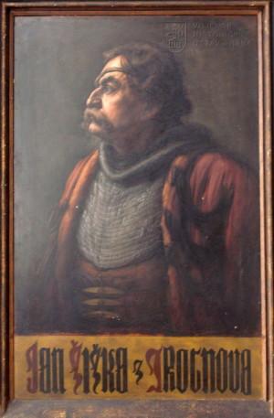 Rudolf Bém, Jan Žižka z Trocnova