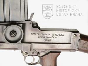 Čs. lehký kulomet ZB vz. 27
