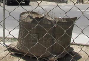 Ochranná bariéra systému Hesco Wall
