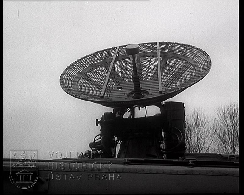 """Film """"Použitie poveternostnej stanice typu RS-65D v boji"""""""