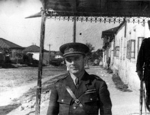 Plukovník generálního štábu Heliodor Píka, náčelník čs. vojenské mise v SSSR, na snímku z léta 1942 (Foto VHÚ)