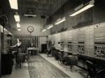 Ústředí rozhlasového vysílání BBC v Londýně za druhé světové války