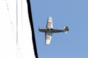 Letecké ukázky - Beta Minor