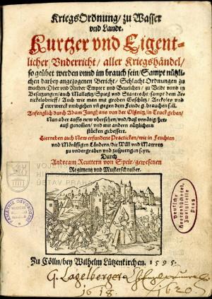 Titulní list publikace.