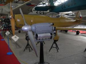 Letecký motor M-431 (Walter Mc)