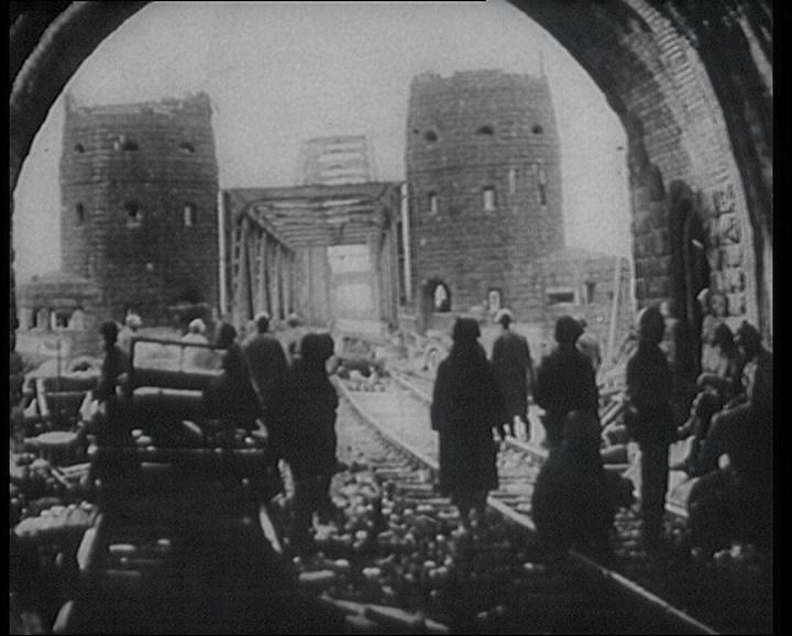 Most u Remagenu (Magazín ČAF č. 7/1968)
