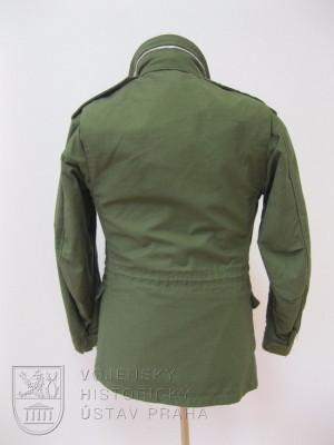 Polní bunda M-65, 60. léta 20. století
