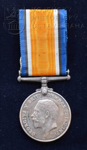 Britská válečná medaile 1914‒1918