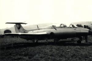 Československý cvičný proudový letoun L-29 Delfín