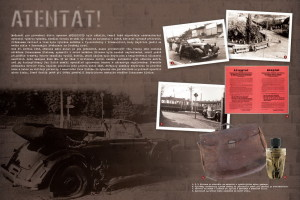 Připomínáme si 75. výročí atentátu na R. Heydricha