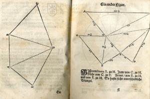 Ilustrace geometrického obrazce.