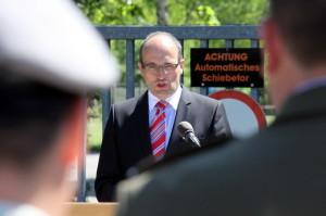 Český velvyslanec v Rakousku Jan Sechter