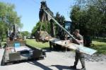 Předválečný hraniční sloup je opět na českém území