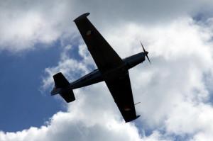 Letecká akrobacie, letoun Zlín