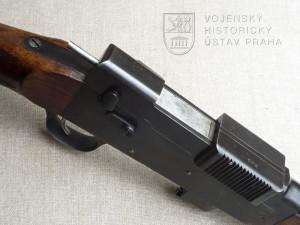 Německá karabina Dreyse M 07