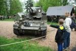 Tanky z VHÚ ozdobou Slavností svobody, budou i v Lešanech