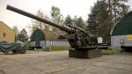 V Lešanech instalován mohutný škodovácký kanón