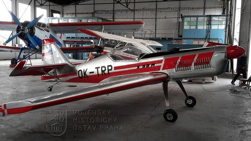 Zlín Z-50 M