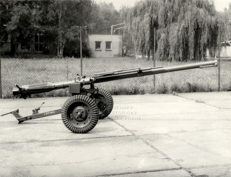 82mm bezzákluzový kanón vz. 59