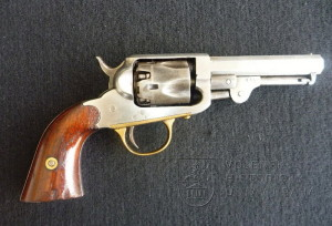 Americký revolver Union Arms (Marston) kapesní, 5. varianta