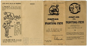 First Aid for Fighting Men