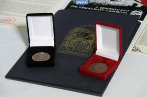 Medaile Čs. obce legionářské