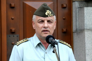 zástupce náčelníka Generálního štábu Armády České republiky, generálporučík František Malenínský