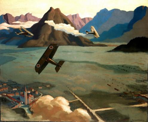 Válka ve slunné krajině: Britové v Itálii 1917–1918