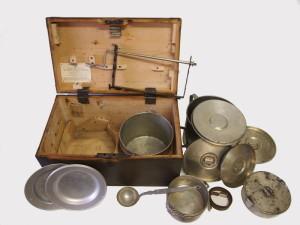 Vybavení polní kuchyně pro 12 osob