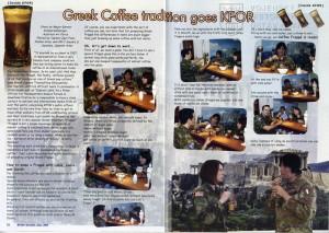 Magazín KFOR CHRONICLE, Kosovská republika 2008