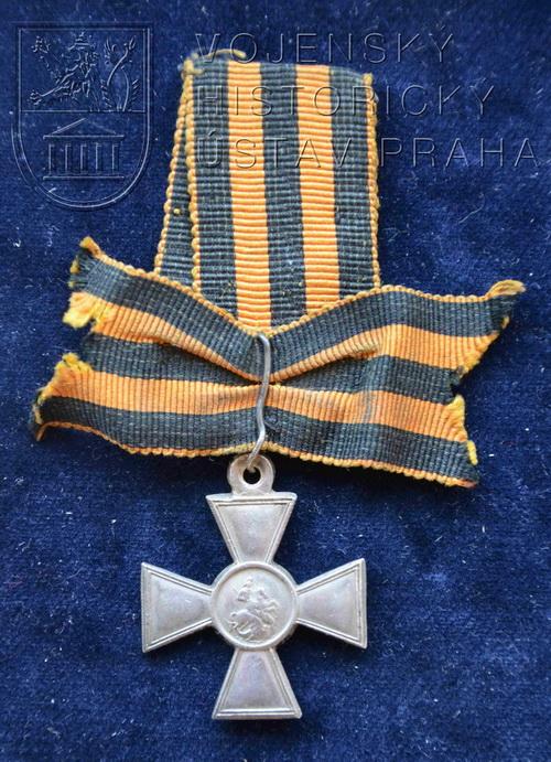 Kříž sv. Jiří, 3. stupeň