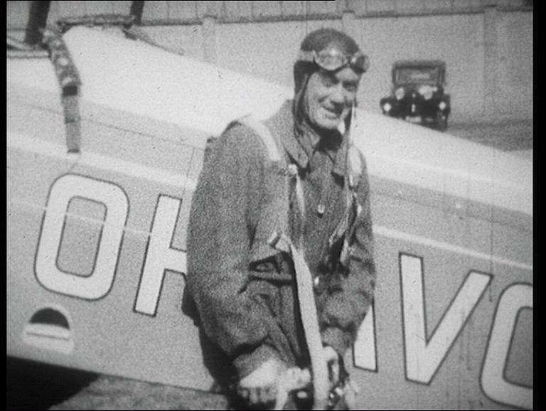 Letec František Novák