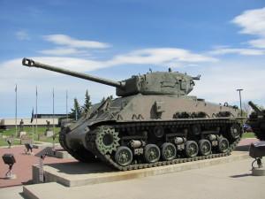Sherman M4A3 76 (W) HVSS. FOTO: Ivo Pejčoch