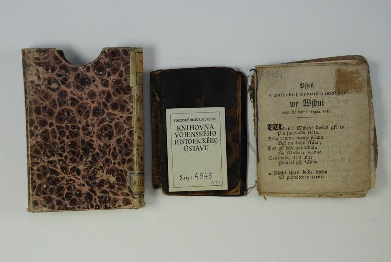 Restaurování starých a vzácných tisků Knihovny VHÚ