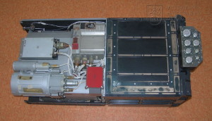 Blok detektoru a objektivu LIMA-D