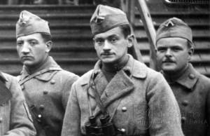 Čepice 8. čs. střeleckého pluku, 1918