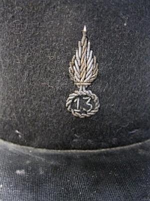 Čepice cizinecké legie, 1942