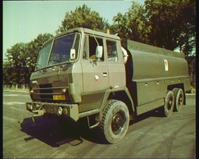 """Film """"Cisternový automobil CA-18 T-815"""""""
