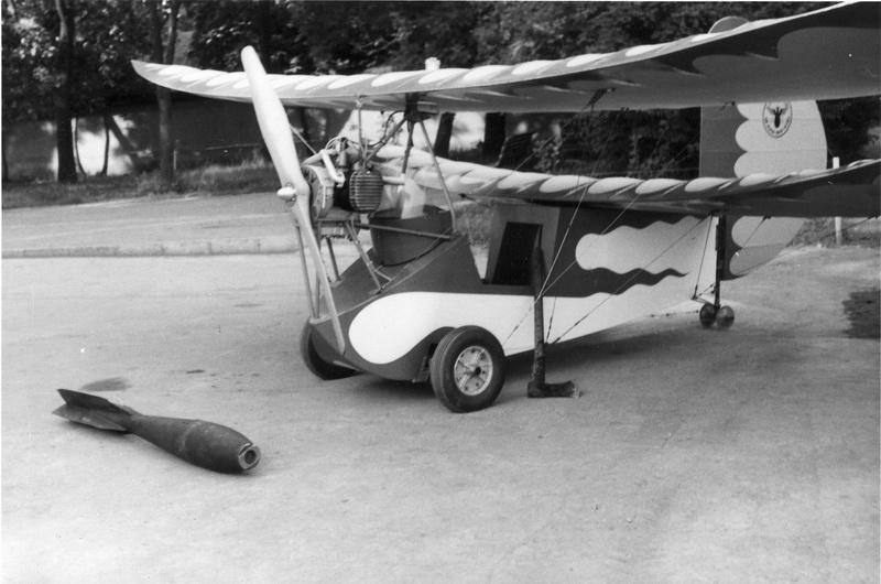 Henri Mignet HM-14 Nebeská blecha