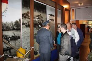 Slavnostní vernisáž -  stálá expozice ženijního vojska u 15. ženijního pluku Bechyně